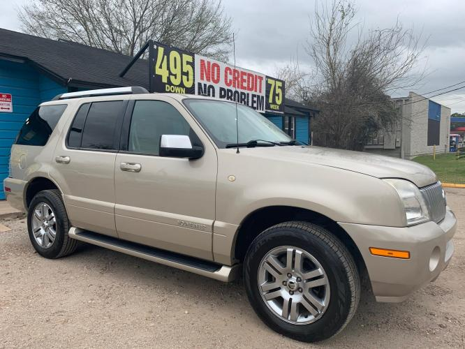 2007 Mercury Mountaineer Premier 4.6L 2WD