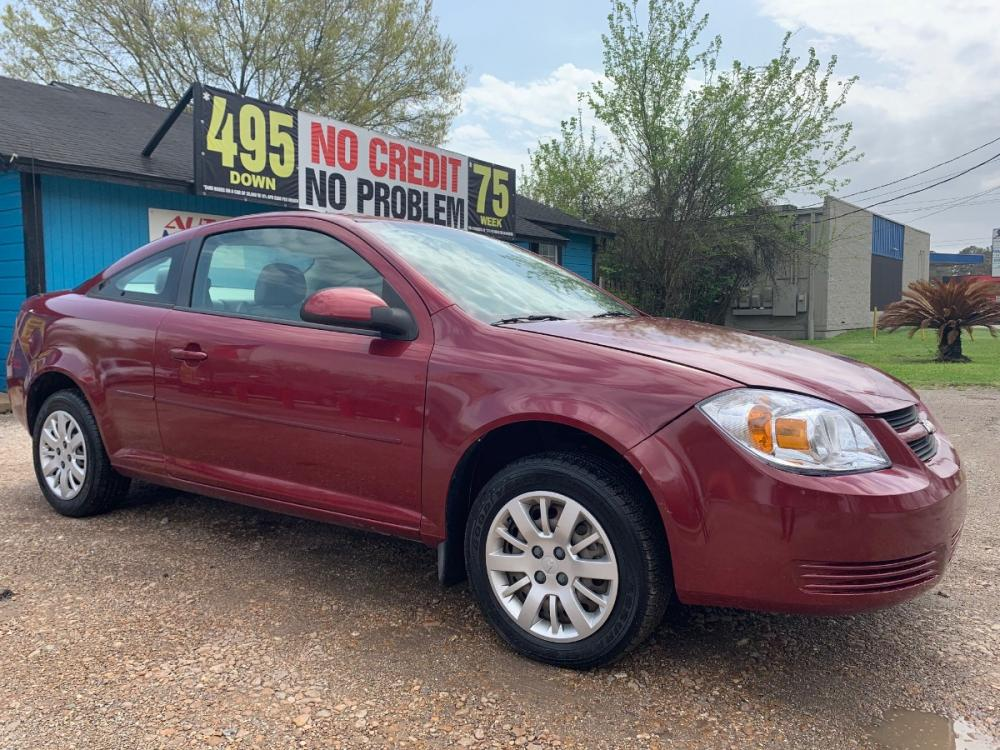 2009 Chevrolet Cobalt LT1 Coupe (1G1AT18HX97) with an 2.2L L4 DOHC 16V engine, 5-Speed Manual Overdrive transmission, located at 1908 Blalock Road, Houston, TX, 77080, (281) 801-8937, 29.828690, -95.523354 - Photo #0