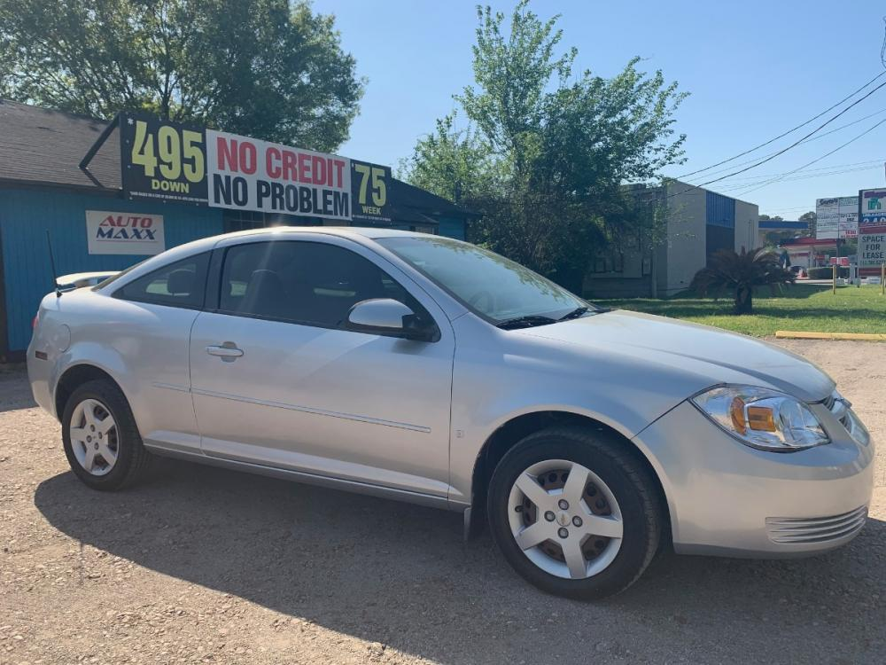 2007 Chevrolet Cobalt LT1 Coupe (1G1AL15F377) with an 2.2L L4 DOHC 16V engine, located at 1908 Blalock Road, Houston, TX, 77080, (281) 801-8937, 29.828690, -95.523354 - Photo #0